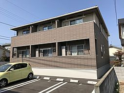 伊予鉄道高浜線 山西駅 徒歩9分の賃貸アパート