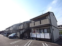 兵庫県相生市那波野2丁目の賃貸アパートの外観