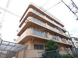 兵庫県神戸市灘区倉石通5丁目の賃貸マンションの外観