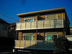 静岡県裾野市久根の賃貸アパートの外観