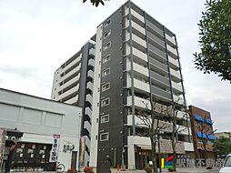 佐賀県佐賀市唐人2丁目の賃貸マンションの外観