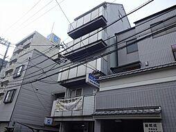 ハピネス平野[5階]の外観