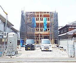 京都府京都市南区吉祥院西ノ庄西中町の賃貸アパートの外観