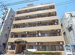 東京都豊島区巣鴨5丁目の賃貸マンションの外観