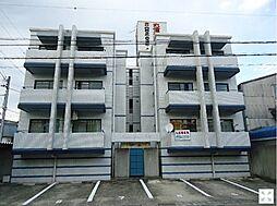 愛知県豊明市間米町敷田の賃貸マンションの外観