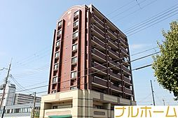 大阪府大阪市平野区長吉川辺1丁目の賃貸マンションの外観