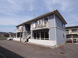 アブニール矢野東[1階]の外観