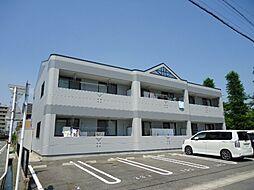 愛知県安城市東新町の賃貸アパートの外観