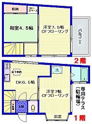 西巣鴨駅 8.2万円