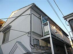 東京都板橋区幸町の賃貸アパートの外観