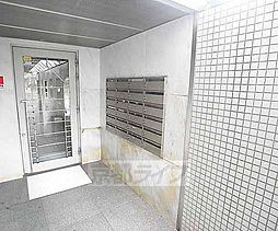 京都府京都市左京区一乗寺下リ松町の賃貸マンションの外観