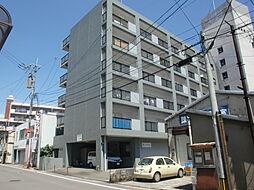 中古賀マンション[3階]の外観