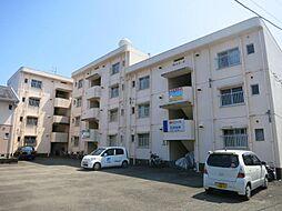 押川コーポ[401号室]の外観