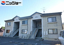 ファミーユ松ヶ島[2階]の外観