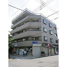 東京都足立区大谷田3丁目の賃貸マンションの外観