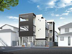 埼玉県さいたま市北区東大成町の賃貸マンションの外観