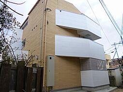 パロス甲子園[1階]の外観