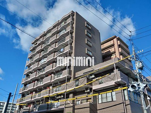 アビタシオン一番 8階の賃貸【愛知県 / 名古屋市熱田区】