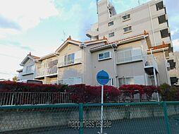東京都町田市成瀬7丁目の賃貸アパートの外観