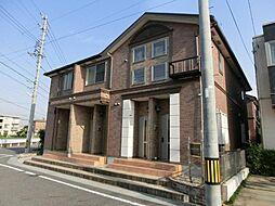 愛知県清須市土田3丁目の賃貸アパートの外観