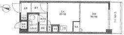 ライオンズマンション与野本町第5[2階]の間取り