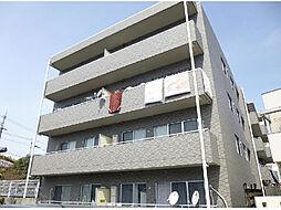 愛媛県伊予郡砥部町高尾田の賃貸マンションの外観