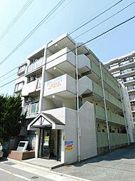 福岡県北九州市八幡東区茶屋町の賃貸マンションの外観