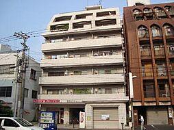 パールコート三萩野[5階]の外観