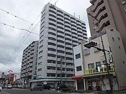愛媛県松山市本町6丁目の賃貸マンションの外観