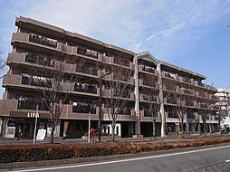 ベルファーム3号館[2階]の外観