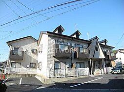 京都府京都市左京区上高野木ノ下町の賃貸アパートの外観