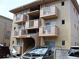 コーポエスティ[2階]の外観