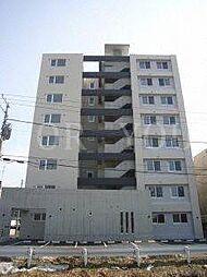 北海道札幌市白石区東札幌六条6丁目の賃貸マンションの外観