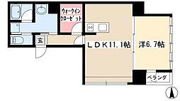 覚王山駅 9.0万円