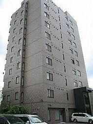 グレース豊平2番館[1階]の外観