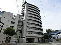 ラナップスクエア新福島[202号室]の外観