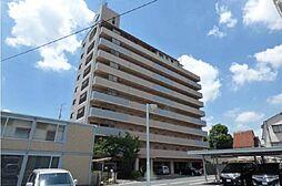 岡山県岡山市中区小橋町2丁目の賃貸マンションの外観