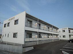 徳島県徳島市川内町大松の賃貸アパートの外観