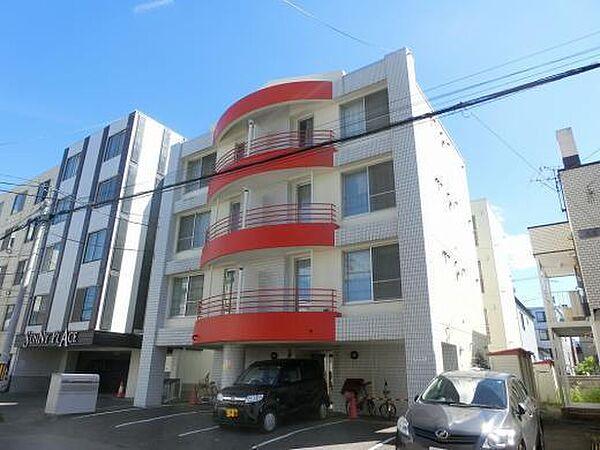 イデア21 4階の賃貸【北海道 / 札幌市白石区】