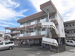 スカイハイツ福井[2階]の外観