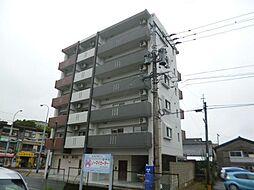 宮崎県宮崎市松山1丁目の賃貸マンションの外観