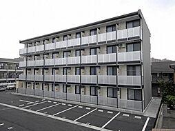 香川県高松市西町の賃貸アパートの外観