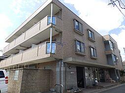 京都府京都市山科区西野櫃川町の賃貸マンションの外観