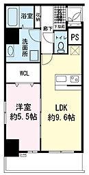 (仮称)高島町マンション[0301号室]の間取り