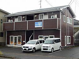 松尾アパート[2階]の外観