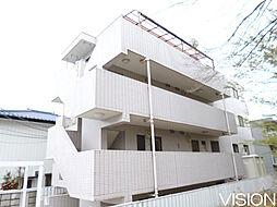 スカイコート武蔵浦和[-1階]の外観