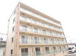 兵庫県姫路市市之郷の賃貸マンションの外観