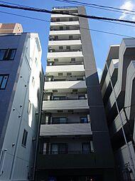 東京都北区赤羽南1の賃貸マンションの外観