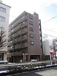 ラナップスクエア京都北野[605号室]の外観