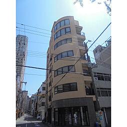 大阪府大阪市中央区北新町3丁目の賃貸マンションの外観